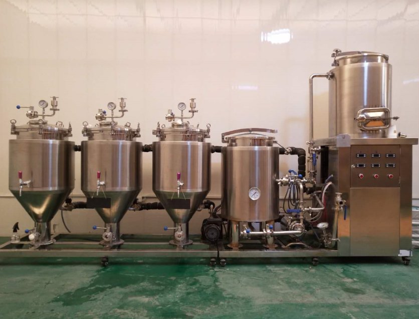 100L Home brewing equipment