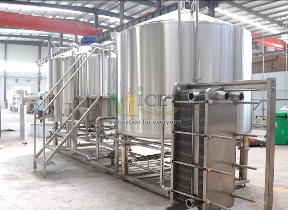 40bbl Commercial Beer Making Equipment for Sale