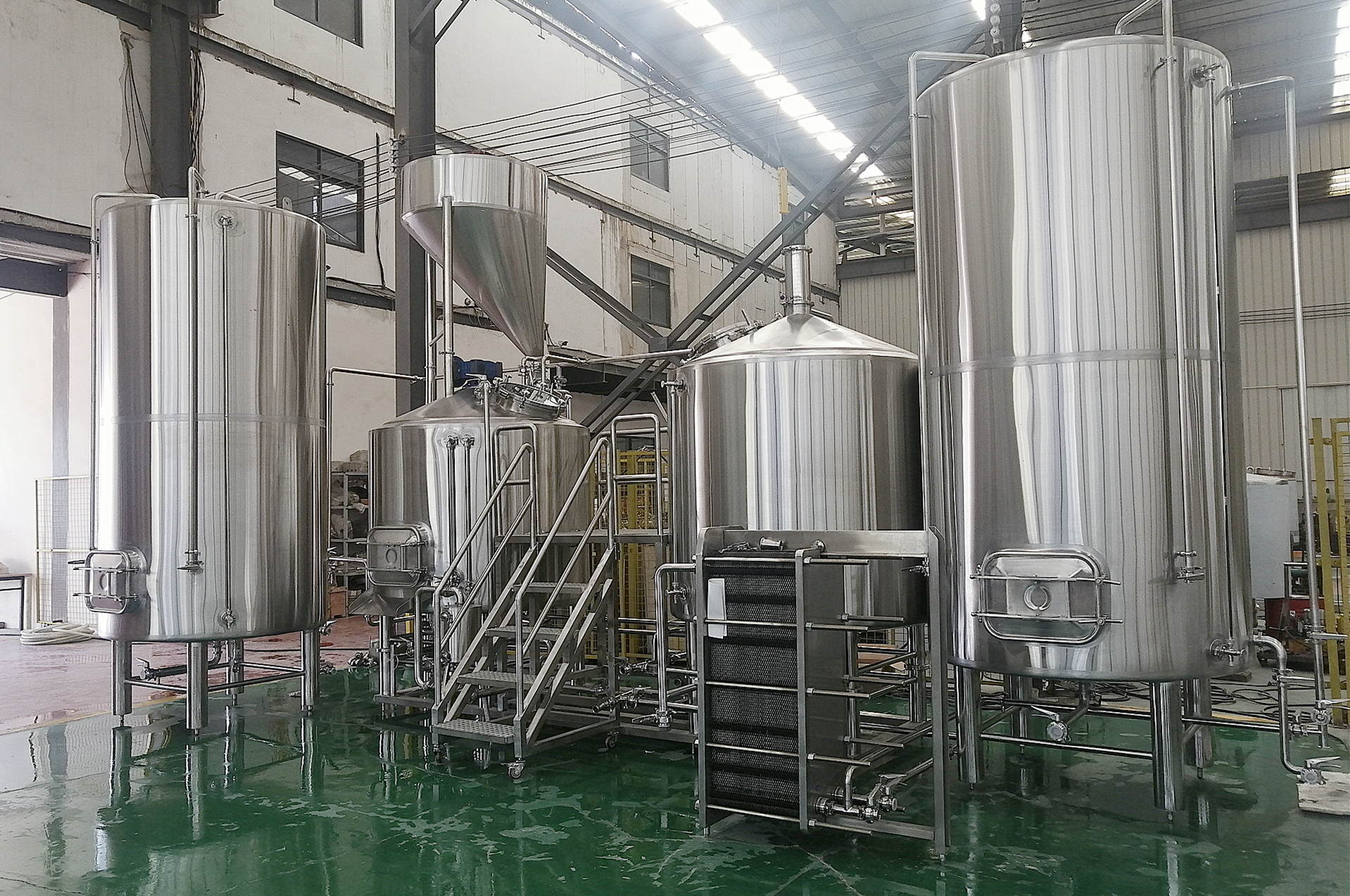 20BBL Commercial Brewing Equipment