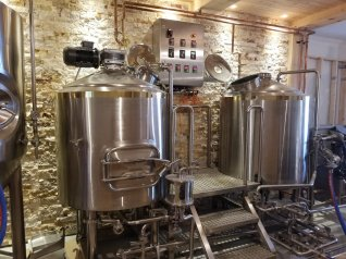 Nano brewery system /micetbrewing