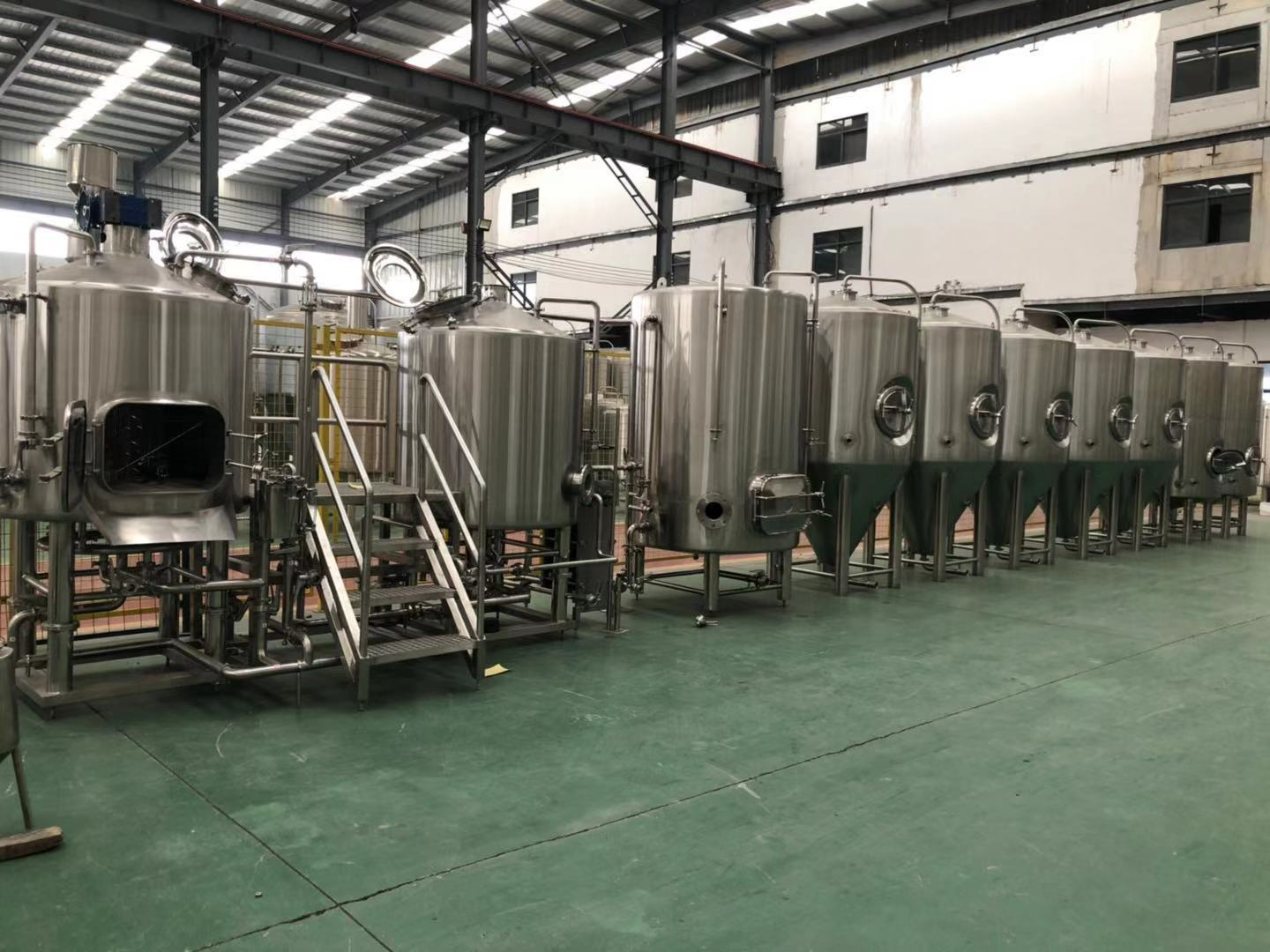 10bbl Microbrewery brew house for sale