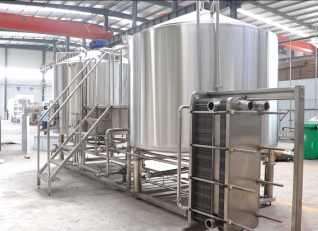 <b>30BBL Commercial Brewery Equipment</b>