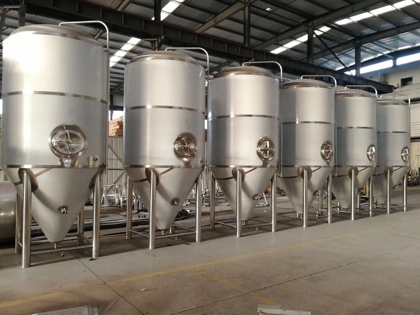 5000L Fermenting Brewhouse Equipment