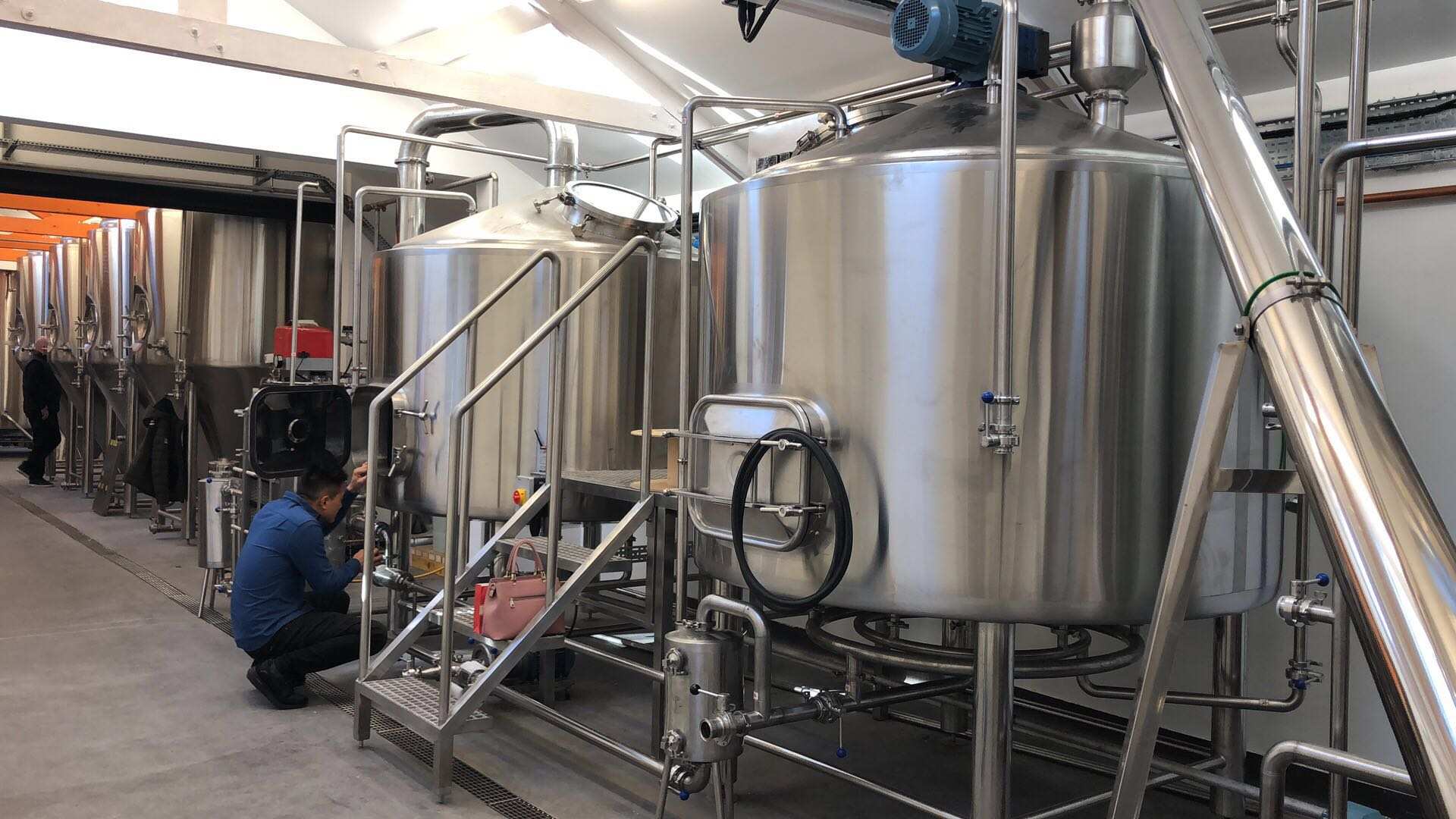 3000L Brewery Equipment Commercial