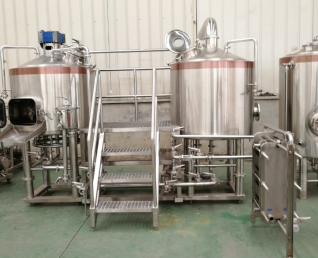 Nano Brewery System Micetbrewing
